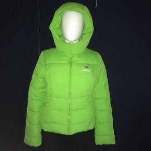 Hollister Down Puffer Jacket